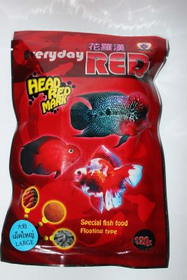 EVERYDAY RED Flowerhorn Fish Food