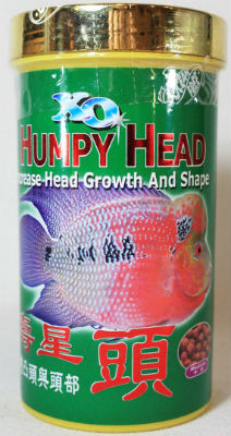 XO HUMPY HEAD FLOWERHORN FOOD
