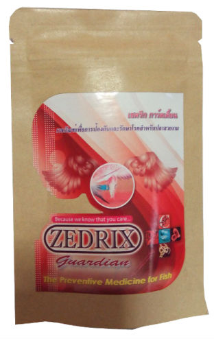 Buy Zedrix Guardian Flowerhorn treatment