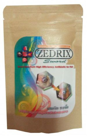 Buy Zedrix Sword Flowerhorn medication